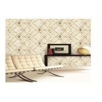 PVC embossed wallpaper modern design fashion living room sitting room
