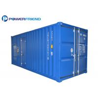 Buy cheap Perkins 4008TAG2A 1000KVA Container Type Generator 8 Cylinder For Mining from wholesalers