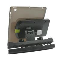 Buy cheap 2012 Popular iPad Car Mount Holder with charger, FM transmitter and IR transmitter from wholesalers