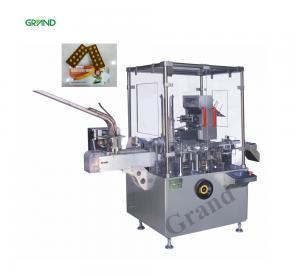 Buy cheap 30-120 Cartons/Min Capsule Cartoning Machine , Cartoning Equipment Customized Power product