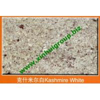 Buy cheap Kashmire White Granite Stone from wholesalers
