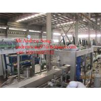 Buy cheap Automatic PET Bottle Carbonated Water Filler / Carbonated Drink Filling Machine from wholesalers