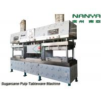 Buy cheap Semi - Automatic Stainless Steel Pulp Molding Equipment For Plates / Bowls / Cups from wholesalers