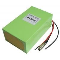 Buy cheap 2013 Hot Sale 48V 10Ah LiFePo4 Battery Packs from wholesalers