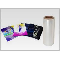 Buy cheap Environment Friendly Packaging PLA Biodegradable Film , Thermo Shrink Film from wholesalers