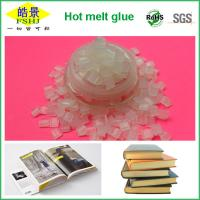 Buy cheap Good Adhesion Polypropylene Hot Melt Glue Pellets For Book Binding , Non Polluting from Wholesalers