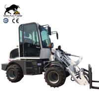 Buy cheap 2018 CE Certificated Articulated 0.8 Ton mini Loader 4WD New Generation from wholesalers