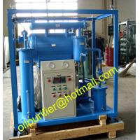 Buy cheap Portable Insulation Oil Treatment Machine of Transformer, Cable Oil Degaisifer,Used Oil Filtrate Machine from wholesalers