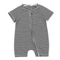 Buy cheap Fashionable Baby Clothes Newborn Striped Romper Clothing For Infant Toddlers product