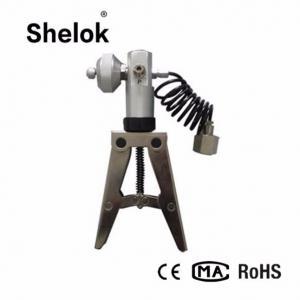Buy cheap Portable hand held pressure test pump calibrator product