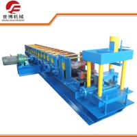 Buy cheap Electric Metal Stud And Track Roll Forming Machine With Metal Bending Machine from wholesalers