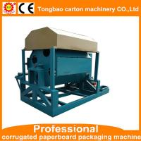 Buy cheap automatic egg tray machine pulp moulding machine from wholesalers