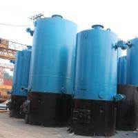 Buy cheap Vertical Double Coil Structure Biomass Wood Fired Thermal Oil Boiler for Sri Lanka from wholesalers