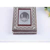 Buy cheap Custom Size DIY Craft Gifts , MDF Material Holy Bible Hardcover Display Usage from wholesalers