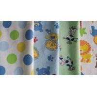 Buy cheap woven flannel fabric 100% cotton print flannel fabric from wholesalers