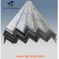 Buy cheap Unequal anlge bar/Steel angle/Angle iron from wholesalers