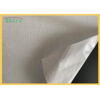 Buy cheap Mirror Glass Safety Backing Protective Film Woven Fabric Film from wholesalers