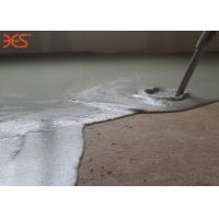 Buy cheap Water Based Self Leveling Floor Compound Underlayment  With High Strength from wholesalers