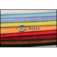 Buy cheap 100% polyester velboa fabric/super soft fabric for textiles towel/toy/pillow from wholesalers
