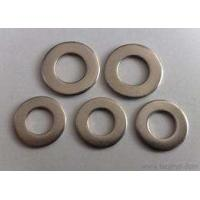Buy cheap Large Diameter Stainless Steel Flat Washers/ Fender Washers/ Spacer Washers Round Hole from wholesalers