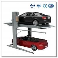 Buy cheap Hydraulic Car Parking Lift Underground Parking Lift Jig Home Use Underground Parking Lifts from wholesalers