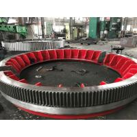 Buy cheap Big Steel Gear wheel made in China, Chinese big spur gear ring, ring gear manufacturer from wholesalers
