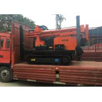 Buy cheap Full Hydraulic Horizontal Directional Drilling Rig For 300m Drilling Depth from wholesalers