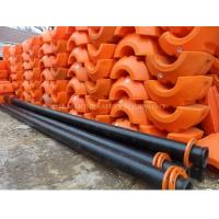 Buy cheap HDPE Pipe And Fittings For Cold Water Gas And Oil Supply from wholesalers