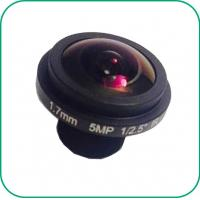 Clip On Phone Lens Fish Eyes Lens 185° Wide Angel 5MP Pixel MTV Mount