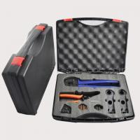 Buy cheap OK Solar PV Tool Kits for 2.5-6.0mm2 MC3/MC4/Tyco connectors crimping tools crimp tool from wholesalers