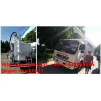 Buy cheap 2018s good price dongfeng 5T-6T bulk feed truck for sale, HOT SALE! poultry feed transporting vehicle for chicken plant from wholesalers