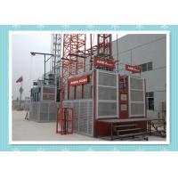 Bridge Construction Rack And Pinion Elevator Building Hoist SC150TD