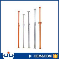 Buy cheap Customized Scaffolding Steel Props Push Pull Shoring System For Building from wholesalers