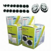 Buy cheap Strong Adhesive Circle Velcro Dots with PAHS Standard product