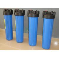 Buy cheap Plastic / PVC / PP Security Water Filter Housing For Water Treatment Purification Machine from wholesalers