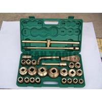 Buy cheap non sparking scoket spanner 1/2 drive socket head wrench 3/4 square torque from wholesalers