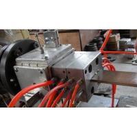 Buy cheap WPC PVC Profile Decking Board Extruder Production Line/Making Machine from wholesalers