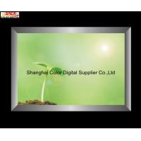 Buy cheap Flip / Clamshell Type Slim LED Light Box Outdoor Advertising Lightbox For Airport from wholesalers