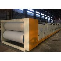 Buy cheap Steam Heating 5 Layer Corrugated Cardboard Production Line With 2000mm Effective Width from wholesalers