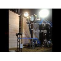 Buy cheap 3000W Metal Halide Anti Glare Temporary Construction Lights Tripod Telescopic Stand from wholesalers
