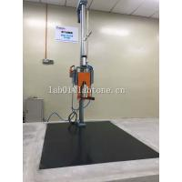 Buy cheap 20mm Steel Base Max Load 85kg Lab Drop Tester Meet ISTA 1A 2A Standards from wholesalers