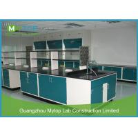 Buy cheap Dust Proof Modular Lab Furniture Lab Workbench For Pharmacy Antimicrobial from wholesalers