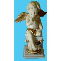 Buy cheap resin angel sculptures from wholesalers