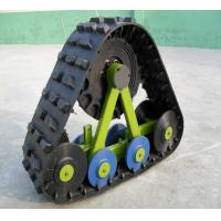 Buy cheap Snow Rubber Track Conversion System LE-255 from wholesalers