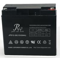 Buy cheap Deep Cycle Sealed Lead Acid Battery 12V20AH For UPS EPS Telecom from wholesalers