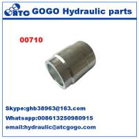 Buy cheap Hydraulic Hose Ferrule Pipe Quick Connect Fittings , Fuel Hose Water Hose Quick Connectors from wholesalers