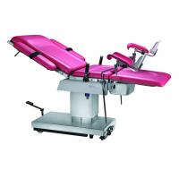 Buy cheap 220V 50Hz Hydraulic Operation Table Birthing Bed With Dirty Pot For Delivery Use FDA CE product