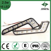 Buy cheap New Style 2012 hottest Mercedes Benz Drl Lights LED Daytime Running Light SY-008F2 from wholesalers