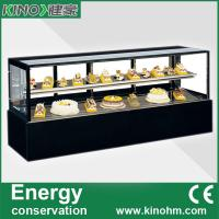 Buy cheap China factory sale,commercial showcase,chocolate display showcase,pastry cake food display from wholesalers