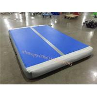 Buy cheap inflatable air track for sale air track factory inflatable air tumble track tumbling mat for gym air tumbling mat from wholesalers